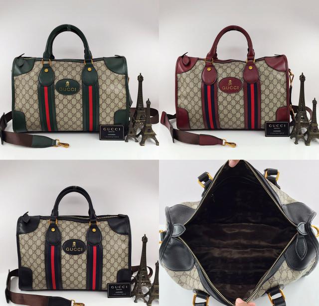 f85afa454289bb Jual Gucci Keepall Bandou - fathienshop | Tokopedia