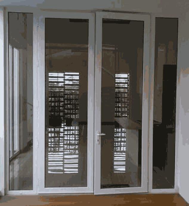 Jual pintu aluminium white - Kota Surakarta - berkah ...