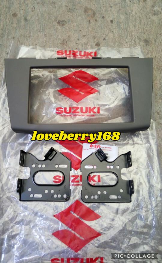 harga Paket frame head unit frame tape plus breket dudukan utk suzuki ertiga Tokopedia.com