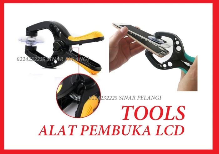 harga Tool handphone tang gunting alat pembuka lcd touchscreen 907159 Tokopedia.com