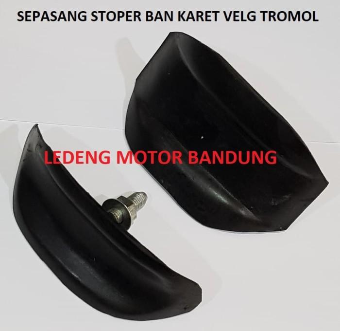harga Karet stoper ban trail velg jari tromol penahan rim lock tire stopper Tokopedia.com
