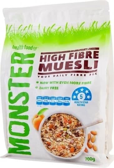 Foto Produk Premium Muesli | Monster Muesli | High Fibre Muesli | Made in AU dari The Spices House