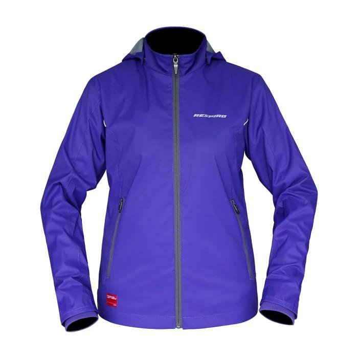 harga Respiro rosela r1 purple | jaket motor harian wanita anti angin - uk xl Tokopedia.com