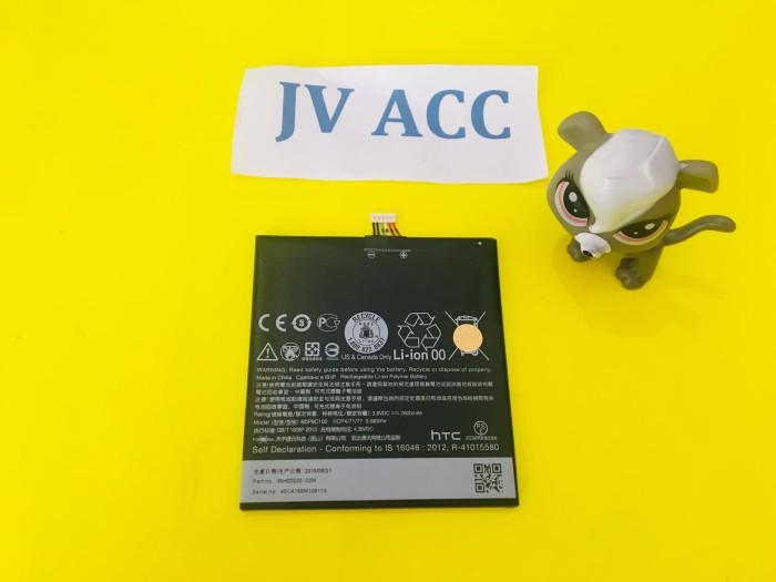 harga Battery / baterai / batre original 100% htc 816 Tokopedia.com