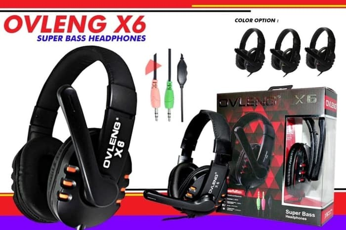 harga Headset / headphone gaming super bass stereo Tokopedia.com
