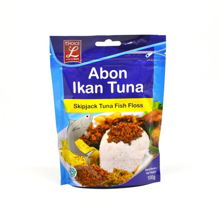 harga Choice l abon ikan tuna 100 gr Tokopedia.com