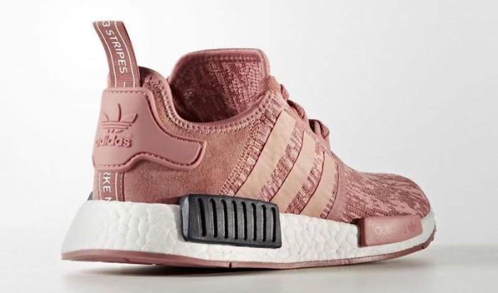 33b066a8969d9 Jual Adidas NMD R1 Raw Pink Glitch Women Original - Hype ...