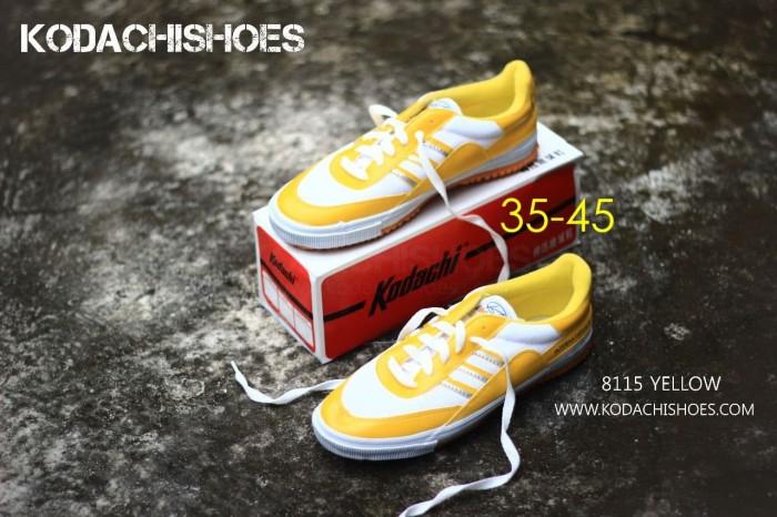 harga Sepatu kodachi 8115 yellow retro badminton volley Tokopedia.com