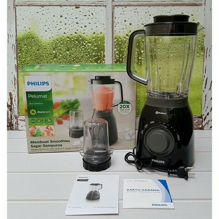 harga Phillips blender dan juicer smoothie hr2157 tristan problend5 Tokopedia.com
