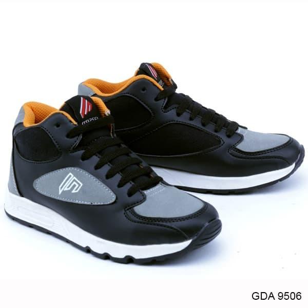 Jual Shoes Sepatu Anak Laki-Laki Keren Dan Modis GDA 9506 - Hitam ... 4b51086968