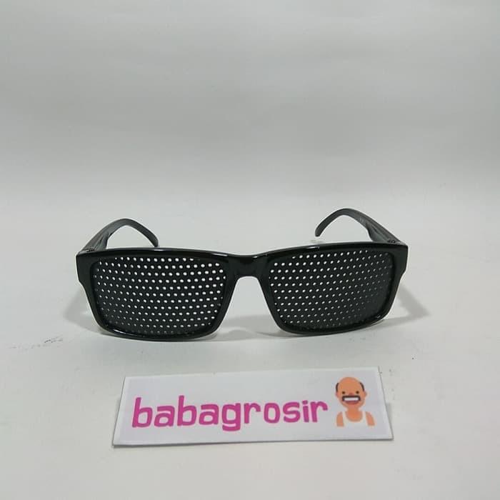Jual Kaca mata terapi pinhole therapy glasses TP01 - tokobarang.unik ... 6f4ffb788f