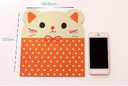 Foto Produk Mouse Pad Cute Animal / Aksesoris / Komputer / Laptop / PROMO dari Buntoro Store