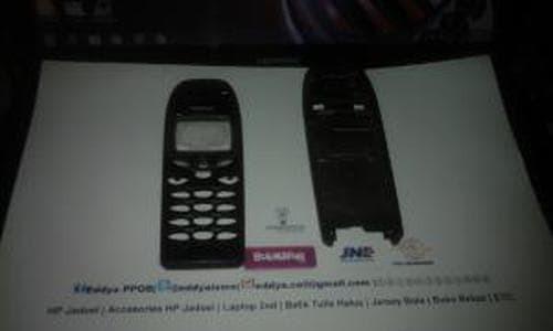 harga Chasing nokia 6150 (depan + back casing) promo Tokopedia.com
