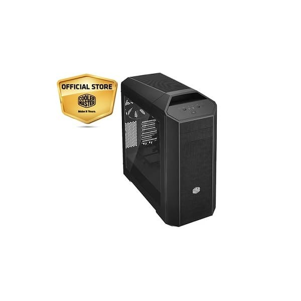 casing cooler master master case pro 5 [mcy-005p-kwn00]