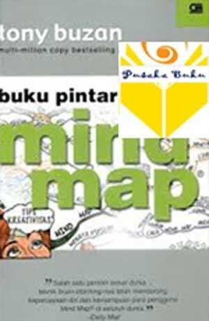 Info Buku Mind Map Tony Hargano.com