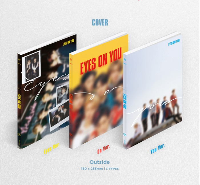 harga [cd album original] got7 - eyes on you Tokopedia.com