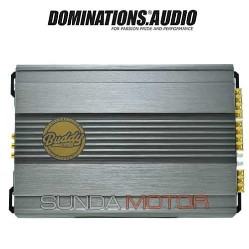 harga Dominations bud 450mk3 - power amplifier 4channel Tokopedia.com