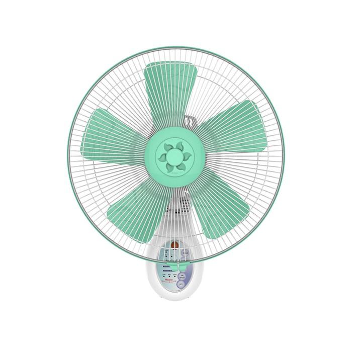 harga Maspion wall fan 14 mwf-3601 rc / kipas angin dinding remote Tokopedia.