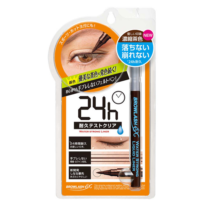 harga Bcl thick liquid eyeliner deep brown browlash ex Tokopedia.com