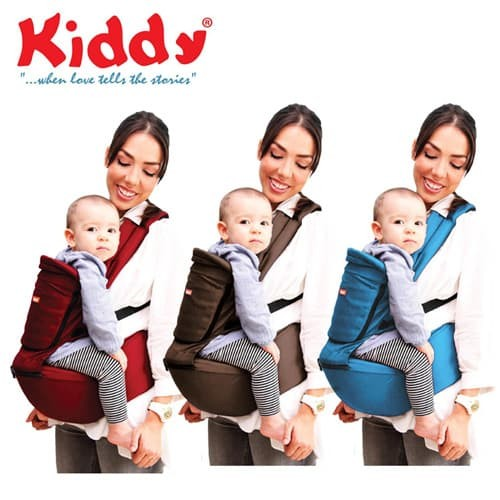 ad3affb7f10 Update Harga Kiddy Hiprest Baby Carrier 2in1 - Gendongan Bayi - 3 ...