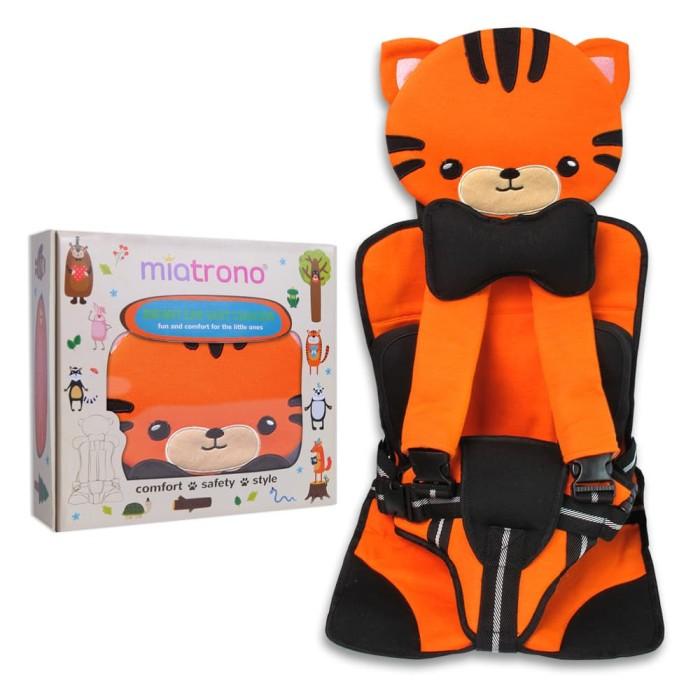 Jual Miatrono Infant Car Seat Cushion V2 Tiger Koala Bear Jakarta Barat Hanadora Os Tokopedia