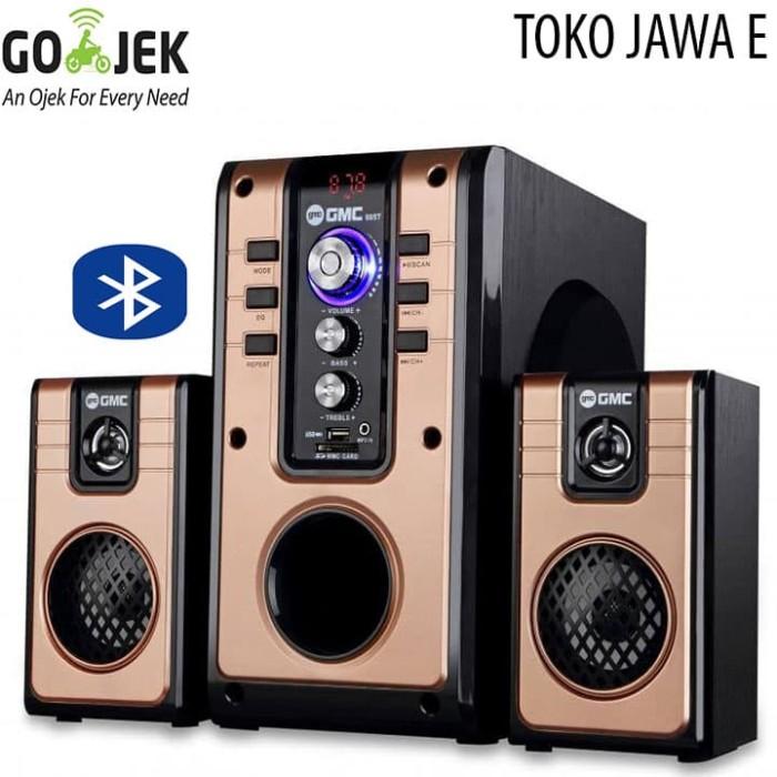 Speaker Aktiv Bluetooth Gmc 885t