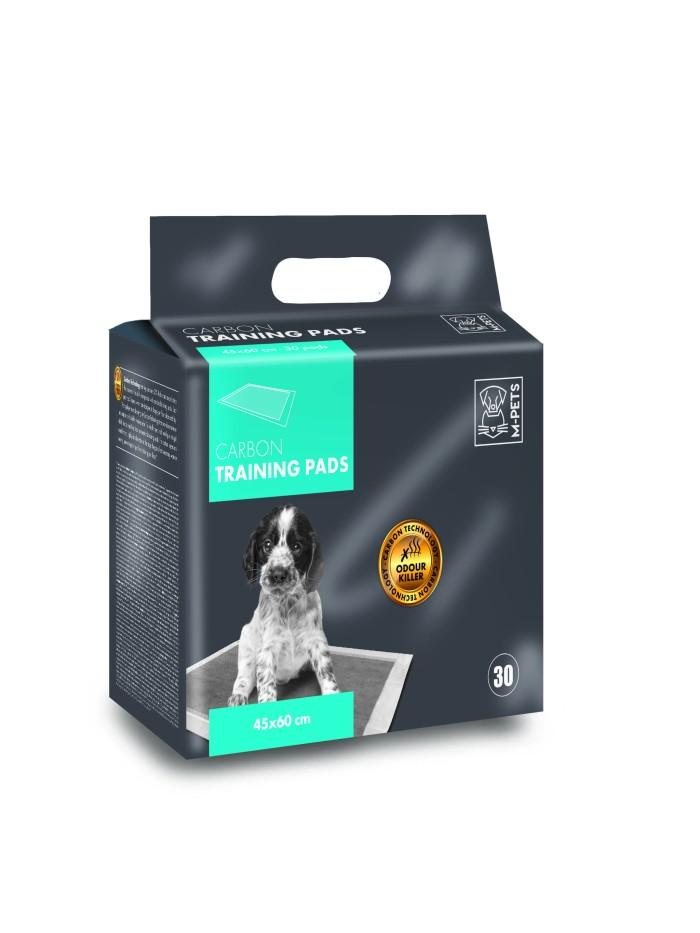 harga M-pets carbon training pads 30 pcs 45x60 cm - alas popok anjing Tokopedia.com