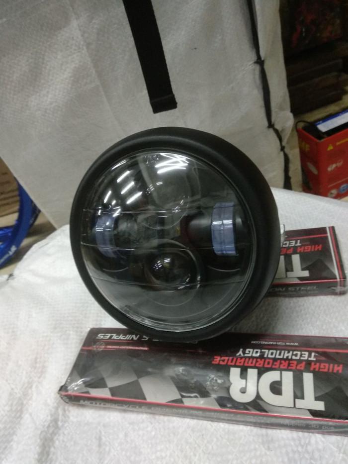 harga Lampu depan motor daymaker japstyle Tokopedia.com