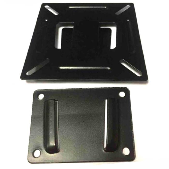 Bracket Mini Kecil untuk TV Monitor LCD LED 14 - 22 inch metal besi
