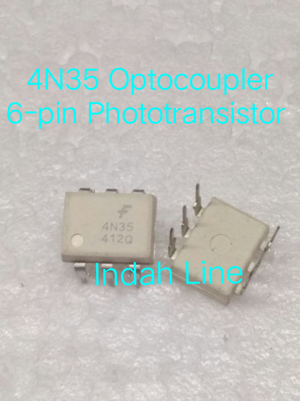 Dip6 Vishay 4n35 Optocoupler
