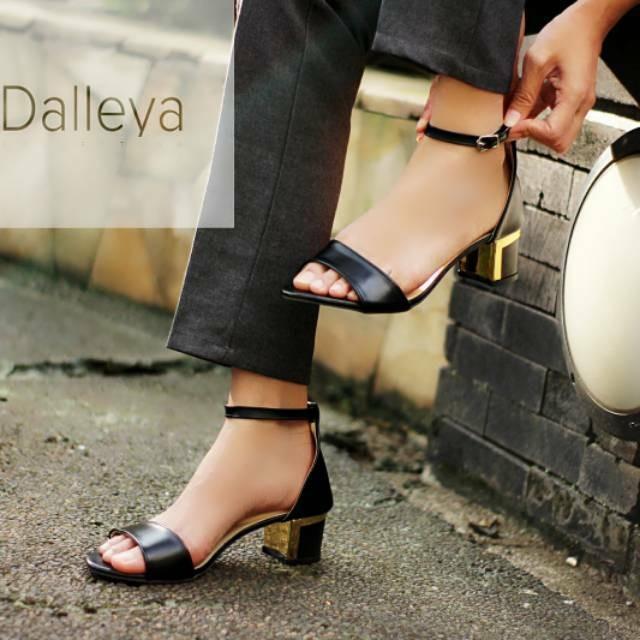 Jual sepatu wanita high heels hak tahu T13 PIWONG JENITH (sintetis ... 82b70285c2