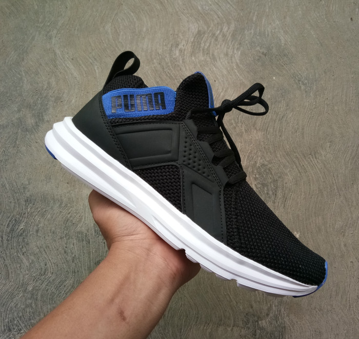 Jual sepatu olahraga original puma enzo mesh black - Kab. Tangerang ... e8a0a6dc0