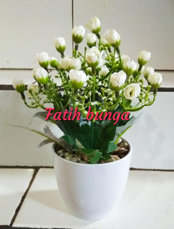 Jual bunga rose mini bunga plastik  bunga hias - fatih bunga plastik ... a51c973bfb