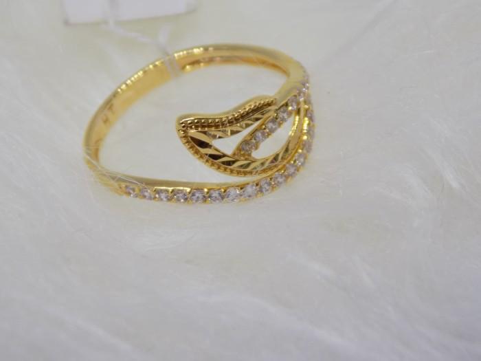 harga Cincin emas kuning/putih/rosegold perhiasan mas 70% original Tokopedia.com