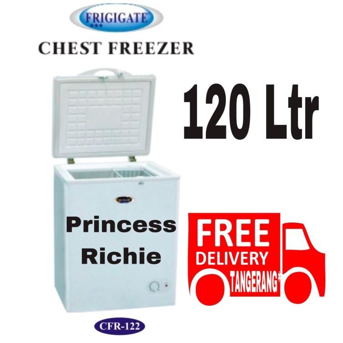 harga Chest freezer frigigate f122 Tokopedia.com