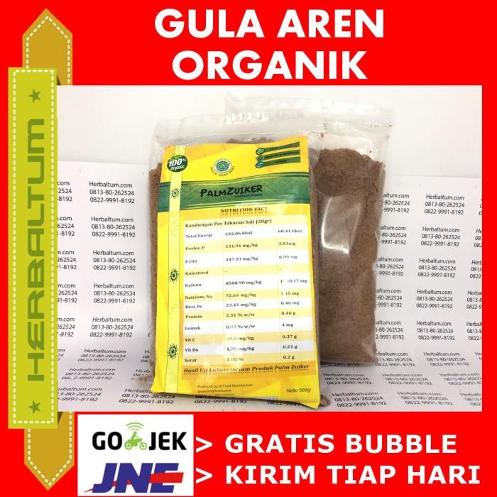 harga Gula organik - gula aren bubuk 500 gr - fiber, multi vit, low gi Tokopedia.com
