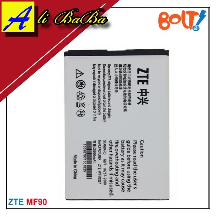 harga Baterai modem bolt zte mf90 mf91 i8272 origianl zte batu batre oem zte Tokopedia.com