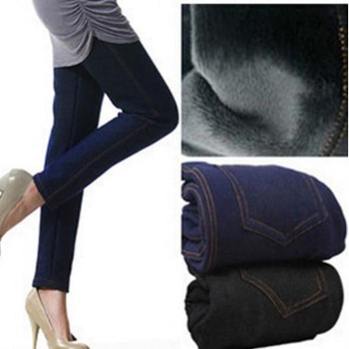 Jual Celana Jeans Hangat Musim Dingin Winter Thermal Legging Long John Kota Pontianak Bebo Kids Tokopedia