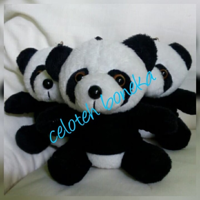 harga Boneka gantungan kunci panda Tokopedia.com