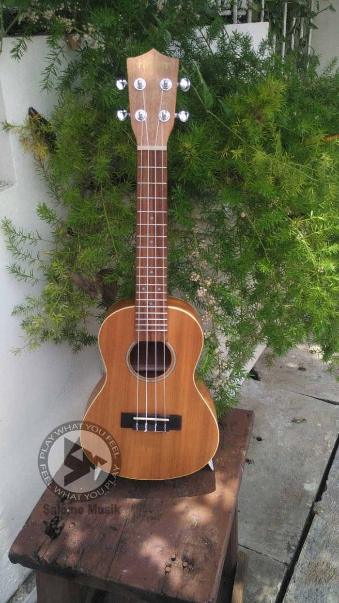 harga Rayzm ukulele concert 23 premium coklat natural Tokopedia.com