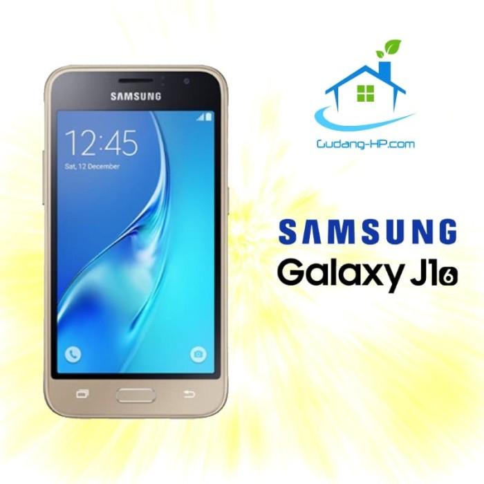 Samsung Galaxy J1 (2016) Garansi Resmi SEIN - Emas