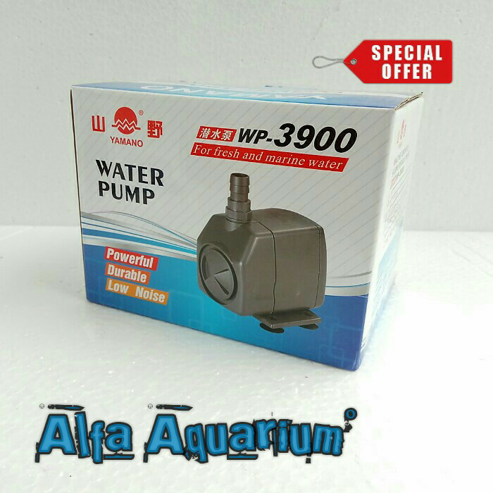 Jual Mesin Air Aquarium Yang Bagus Wp 3900 Terbaik Pompa Celup Kolam Wp3900 Kota Depok Alfa Aquarium Tokopedia