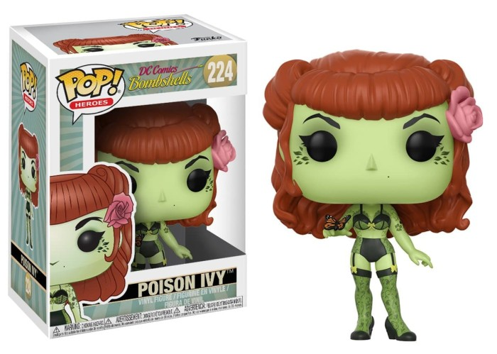 harga Funko pop! heroes: dc bombshells - poison ivy Tokopedia.com