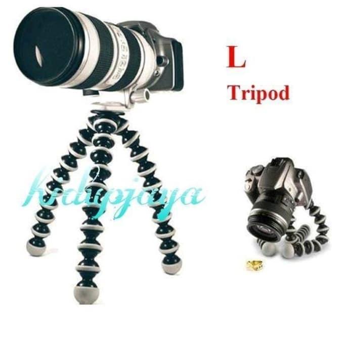 ... free Fisheye 3in1 Lens Tomsis Bluetooth Holder L. Gorilla Camera Holder Beritawan NET Source · Gorilla Pad Flexibel Tripod Gorilla For Camera SLR Gopro