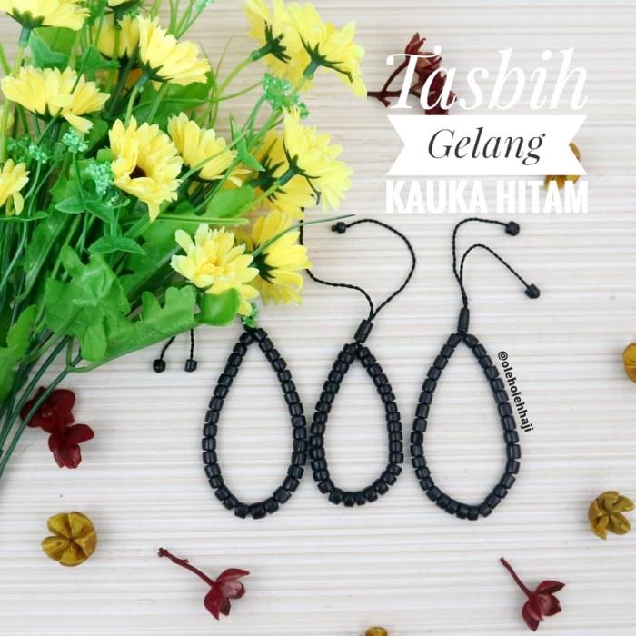 ... harga Tasbih gelang original koka kokka kaukah kauka kaoka asli warna hitam Tokopedia.com