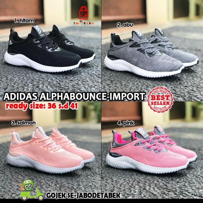 Sale Shoes T71u7 Adidas Alphabounce Import Sepatu Adidas Lokal Import E31f01 eeea036c13