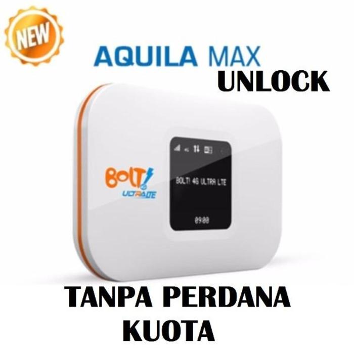 Jual Mifi Router Modem Wifi 4g Bolt Aquila Max Unlock Putih