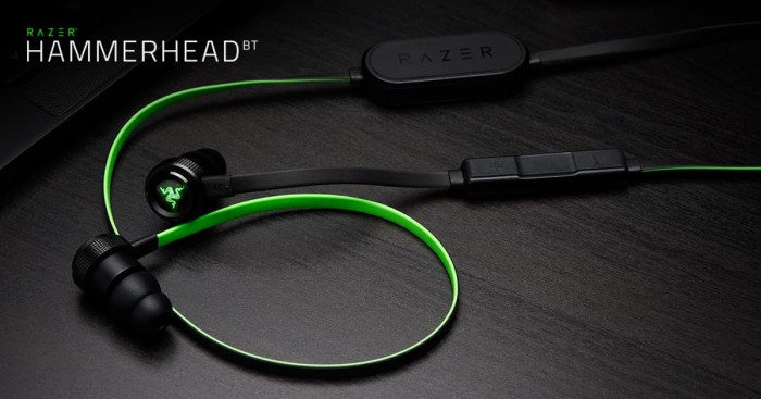 harga Razer hammerhead bt/hammer head bt wireless in-ear bluetooth headset Tokopedia.com