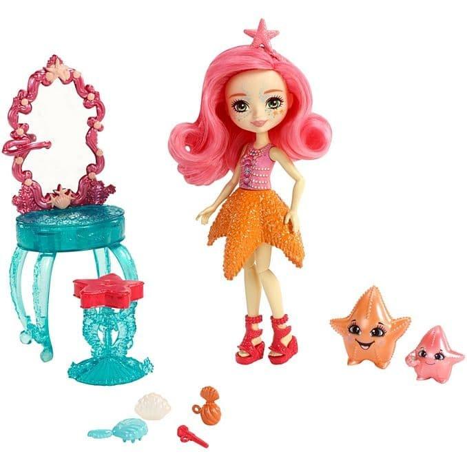harga Enchantimals starling starfish idyl doll rypple - boneka barbie mattel Tokopedia.com