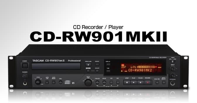 harga Tascam cd-rw901 mk2 (a professional cd recorder/player) Tokopedia.com